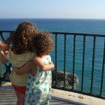 Kleine Schwestern am Balcón Europa