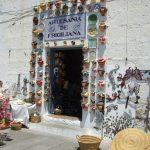 Tonhandwerk in Frigiliana
