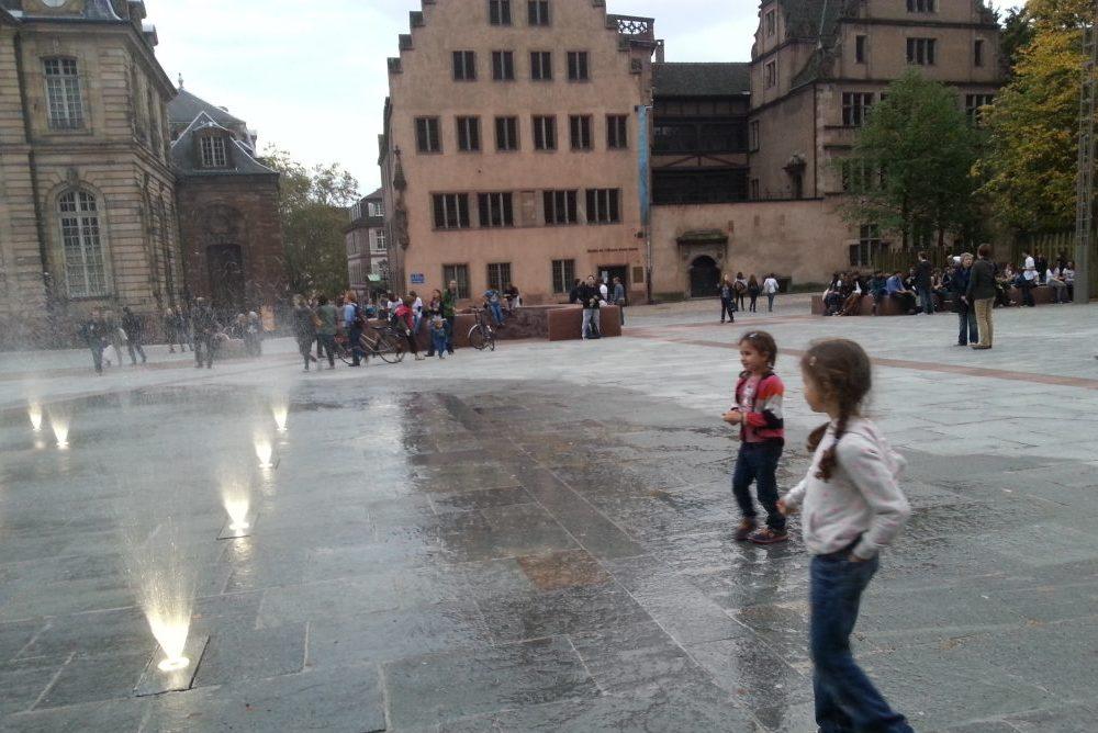 Straßburg mit Kindern