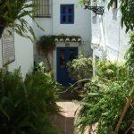 Tür in Frigiliana